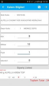 dediteknoloji-vendor_for_netsis-6-1-siparis-giris